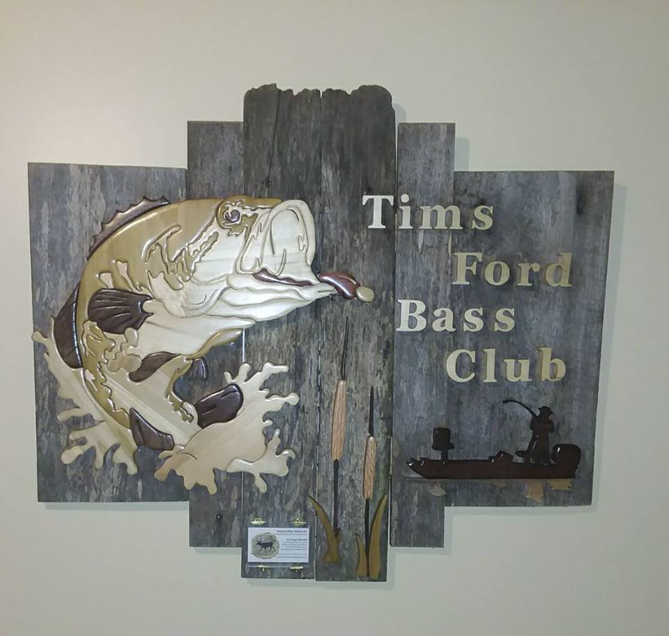 Tim's Ford Bass Club