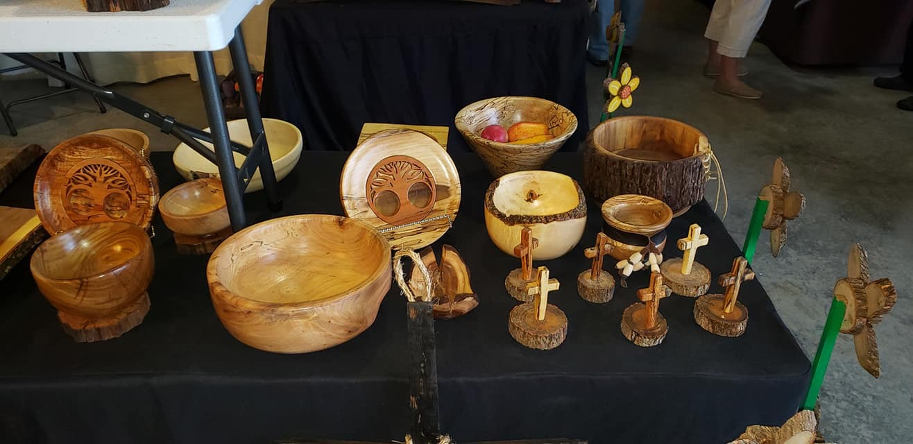Other Bowls on Display