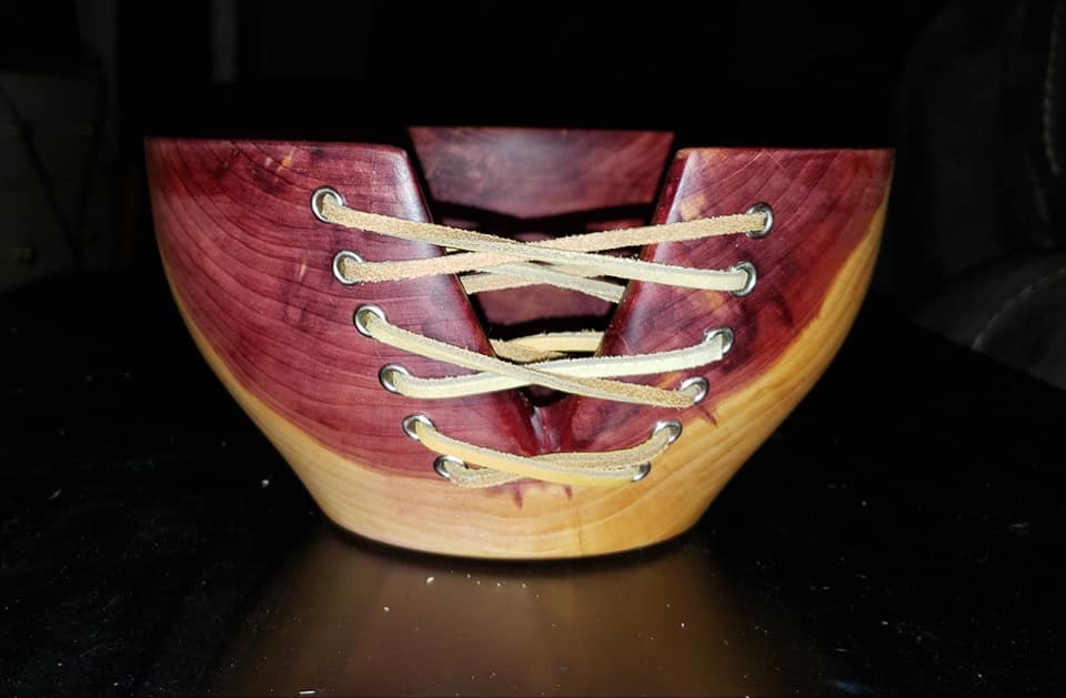 Laced Bowl